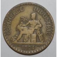 GADOURY 468 - 1 FRANC 1924 TYPE CHAMBRE DE COMMERCE - TB - KM 876 - France