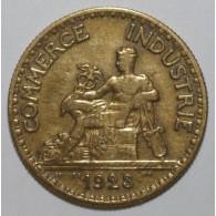 GADOURY 421 - 50 CENTIMES 1923 TYPE CHAMBRE DE COMMERCE - TB - KM 884 - France