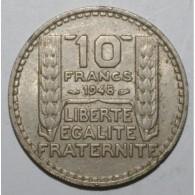 GADOURY 811 - 10 FRANCS 1948 TYPE TURIN PETITE TETE - TRES TRES BEAU - KM 909.1 - France