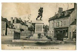 CPA 41 Loir Et Cher Dun-sur-Auron Monument De La Grande Guerre - France