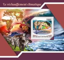 Central Africa 2017 Global Warming - Centrafricaine (République)
