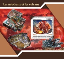 Central Africa 2017 Minerals And Volcanoes - Centrafricaine (République)