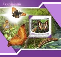 Central Africa 2017 Butterflies - Centrafricaine (République)