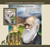 Chad 2017 Charles Darwin - Chad (1960-...)