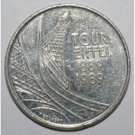 GADOURY 772 - 5 FRANCS 1989 TYPE TOUR EIFFEL - TTB - KM 968 - France
