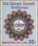 PAKISTAN MNH (**) STAMPS ( The 3rd Islamic Summit Conference, Makkah Al Mukarama -1981) - Pakistan