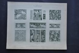 LA DECORATION ANCIENNE ET MODERNE DE TENTURES TAPISSERIES - Vieux Papiers