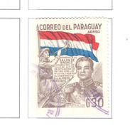 Paraguay Po+PA 1978 Bugler Scott.1844 Used See Scans On Scott.Pages - Paraguay
