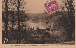 CPA  Landévenec - Landévennec