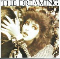 KATE BUSH – THE DREAMING – CD – 1982 – CDP 7463612 – EMI Records Ltd – Made In U.K. - Rock
