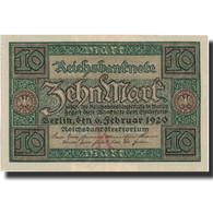 Allemagne, 10 Mark, 1920, KM:67a, 1920-02-06, SPL - [ 3] 1918-1933 : Weimar Republic