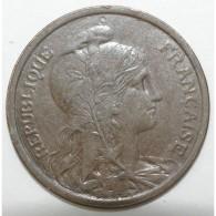 GADOURY 107 - 2 CENTIMES 1911 TYPE DUPUIS - TTB - KM 841 - France