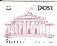 IRELAND, Booklet 31, 1988, £2, Mi MH11 - Boekjes