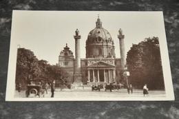 1048   Wien   Karlskirche   Animiert  1926 - Kirchen