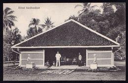 INDONESIA JAVA DUTCH INDIES - BOROBOEDOER - HOTEL - Indonésie