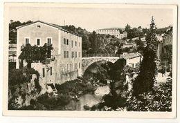 CPA PHOTO - Charmes-sur-Rhone - Les Eaux-Vives Et Le Vieux Pont - Autres Communes