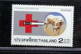 Thailand Stamp 1988 Red Cross - Thailand