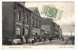 59 NORD - FOURMIES Avenue De La Gare, Pionnière - Fourmies