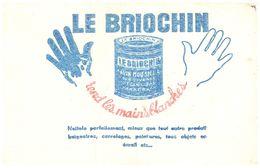 S L B/ Buvard Savon Le Briochin  (N= 1) - Buvards, Protège-cahiers Illustrés