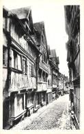[DC11690] CPA - FRANCIA - LISIEUX - LA RUE AU FEVRES - Non Viaggiata - Old Postcard - Lisieux