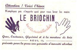 S L B/ Buvard Savon Le Briochin  (N= 2) - Blotters