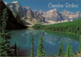 CPM Moraine Lake And Valley Of The Ten Peaks - Banff