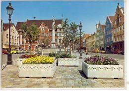 MINDELHEIM  Panorama  Gel. 1984 - Mindelheim