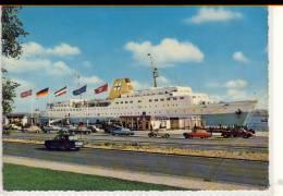 KIEL Fährschiff M/S KRONPRINS HARALD Am OSLO-KAI - Fähren