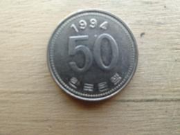 Koree  Du Sud  50  Won  1994  Km  34 - Corée Du Sud