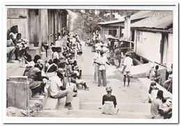 Straatje In Lambarene - Gabon