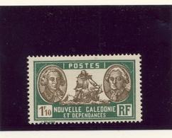 Nouvelle Calédonie N° 155 Neuf **. Cote 15,00 Euros Y & T. - Neufs