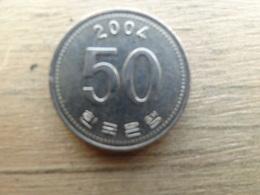 Koree Du Sud  50 Won  2004  Km 34 - Corée Du Sud