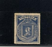 Victoria N° 111 Neuf **. Cote Env. 50,00 Euros Y & T. - Neufs