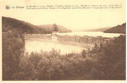 Liège - CPA - Gileppe - Le Barrage Et Le Lac - Gileppe (Stuwdam)