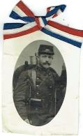 Foto/Photo. Militaria. Soldat. Ruban Français. - Guerra, Militari