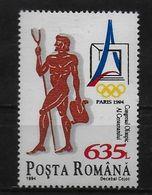 ROUMANIE     N° 4175D  * *  Jo    Arche Tour Eiffel - Olympische Spelen
