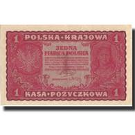 Pologne, 1 Marka, 1919, 1919-08-23, KM:23, SUP - Pologne