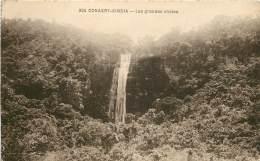 CONAKRY - KINDIAN - Les Grandes Chûtes - Guinée Equatoriale