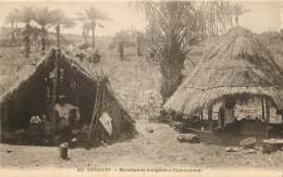 CONAKRY - Marchands Indigène à Camayenne - Guinée Equatoriale