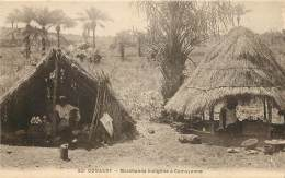 CONAKRY - Marchands Indigène à Camayenne - Equatorial Guinea