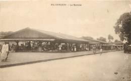 CONAKRY - Le Marché - Guinée Equatoriale