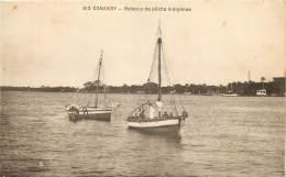 CONAKRY - Bâteaux De Pêche Indigènes - Guinée Equatoriale