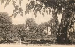 CONAKRY - Paysage à Camayenne - Guinée Equatoriale