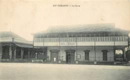 CONAKRY -  La Gare - Guinée Equatoriale