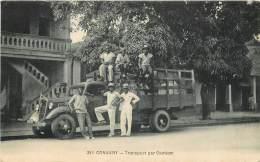CONAKRY -  Transport Par Camion - Equatorial Guinea