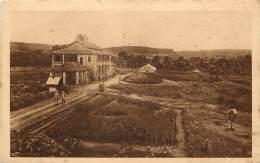 CONAKRY -  Les Jardins - Equatorial Guinea