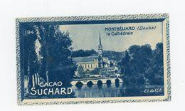 CHOCOLAT SUCHARD - VUES DE FRANCE - 194 - MONTBÉLIARD, LA CATHÉDRALE (DOUBS) - Suchard