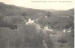 Liège - CPA - Gileppe - Les écluses - Vue Panoramique - Gileppe (Stuwdam)