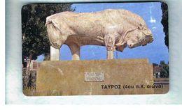 GRECIA (GREECE) -  2000 -   MONUMENT    - USED - RIF.   33 - Greece
