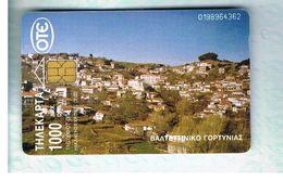 GRECIA (GREECE) -  2000 -   LANDSCAPE    - USED - RIF.   34 - Greece